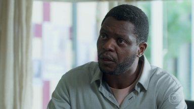 Marcelo avisa que Dandara está fora do Sapiência - Pai e filha trocam acusações e não conseguem se entender
