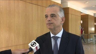 Márcio França participa de entrevista para o SP1 - SP1 recebe os cinco candidatos mais bem colocados na última pesquisa de intenção de voto do Datafolha. Márcio França, candidato do PSB, foi o primeiro a ser recebido.