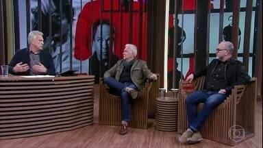JR Duran e Bob Wolfenson falam sobre mudança de comportamento quando o assunto é nudez - Convidados falam sobre a fotografia como instrumento de libertação