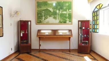 Exposição retrata a história da imprensa Valadarense - Exposição segue até o dia 30 deste mês.