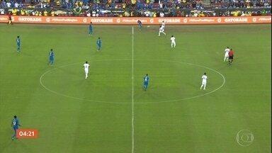 Brasil vence El Salvador por 5 a 0 - Amistoso aconteceu nos Estados Unidos. Confira os gols da partida.