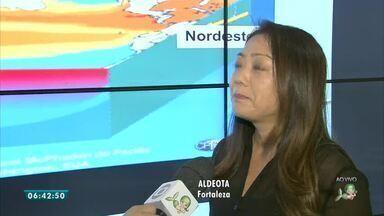 Fenômeno El Niño infuencia diretamente nas precipitações do Ceará - Saiba mais em g1.com.br/ce