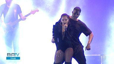 Anitta e Alok são as primeiras atrações confirmadas do Festival de Verão 2018 - O evento acontece nos dias 8 e 9 de dezembro, na Arena Fonte Nova, em Salvador.