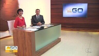 Confira os destaques do Bom Dia Goiás desta quinta-feira (13) - Polícia prende cinco suspeitos de formar maior quadrilha de roubo de gado de Goiás.