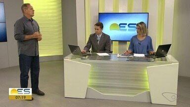 Comentarista do ES mostra os gols da rodada - Flamengo e Corinthians empataram em 0x0.