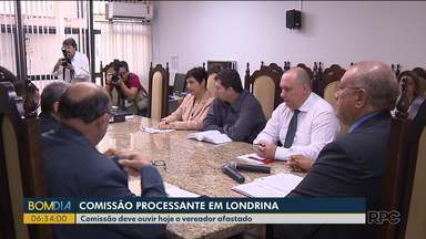 Dois vereadores de Londrina podem perder os mandatos - Eles são investigados por uma Comissão Processante.