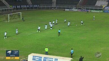 XV de Piracicaba vence Inter de Limeira, fora de casa - Confira os melhores momentos da partida.