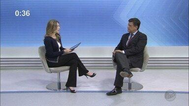 Carlos Viana, candidato ao Senado pelo PHS, é entrevistado pelo BDC - Carlos Viana, candidato ao Senado pelo PHS, é entrevistado pelo BDC