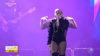 Anitta e Alok são as primeiras atrações confirmadas do Festival de Verão 2018 - O evento acontece nos dias 8 e 9 de dezembro na Arena Fonte Nova, em Salvador.