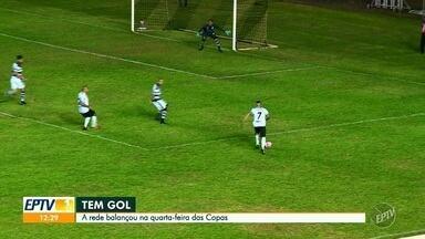 XV vence Inter de virada em Limeira e Palmeiras perde para Cruzeiro - Nhô Quim completa cinco jogos sem perder, enquanto Leão da Paulista fica cinco sem vencer. Verdão oscilou contra o adversário e se complicou na Copa do Brasil.