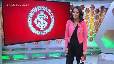 Globo Esporte RS - Bloco 2 - 13/09/2018 - Assista ao vídeo.