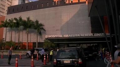 Bolsonaro se recupera de segunda cirurgia sem febre nem complicações - Candidato do PSL à presidência da República voltou a receber tratamentos intensivo no Hospital Albert Einstein, São Paulo. Há uma semana ele levou uma facada.