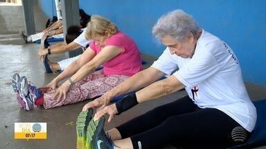 Aumenta o número de idosos em Presidente Prudente - É preciso preparo para uma época de longevidade.