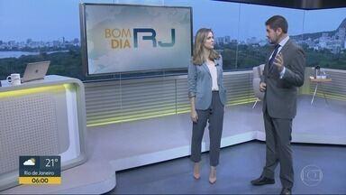 Bom Dia Rio - Íntegra 14 Setembro 2018 - As primeiras notícias do Rio de Janeiro, apresentadas por Flávio Fachel, com prestação de serviço, boletins de trânsito e previsão do tempo.