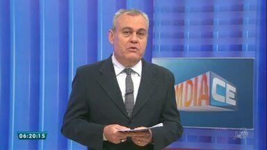 Confira o comentário de Roberto Maciel no Bom Dia Ceará desta sexta (14) - Saiba mais em g1.com.br/ce