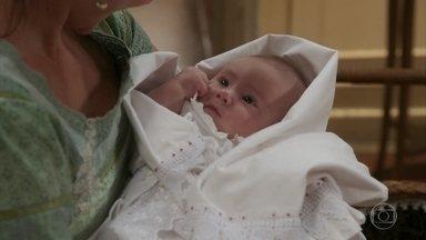 Elisabeta afirma a Cecília que ela já é mãe do bebê - Elisabeta afirma a Cecília que ela já é mãe do bebê A família é só alegria