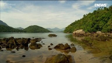 Veja as belezas e a tranquilidade de Paraty-Mirim