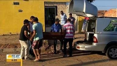 Paciente morre pouco tempo depois de conseguir um procedimento cardíaco - Ela foi sepultada no final da tarde deste domingo, no cemitério São João Batista.