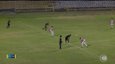 Confira o resultado da última rodada dos jogos do Campeonato Piauiense sub-17 - Confira o resultado da última rodada dos jogos do Campeonato Piauiense sub-17