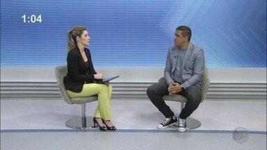 Miguel Corrêa, candidato ao Senado pelo PT, é entrevistado no BDC - Miguel Corrêa, candidato ao Senado pelo PT, é entrevistado no BDC