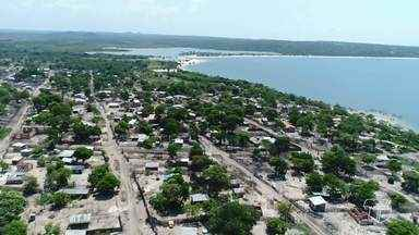 Invasão e ocupação desordenada avança em direção ao Lago Juá em Santarém - As ameaças ao lago continuam preocupando os moradores mais antigos do lugar.