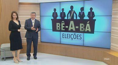 Jornal do Almoço estreia quadro 'Bê-A-Bá eleições' - Jornal do Almoço estreia quadro 'Bê-A-Bá eleições'