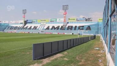 Conheça o Estádio Monumental José Fierro, a casa do Tucumán - Assista ao vídeo.