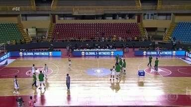 Nas eliminatórias para a Copa do Mundo de basquete, Brasil vence no por WO - Nas eliminatórias para a Copa do Mundo de basquete, Brasil vence no por WO