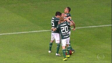 Palmeiras empata com o Bahia em Salvador - Palmeiras empata com o Bahia em Salvador
