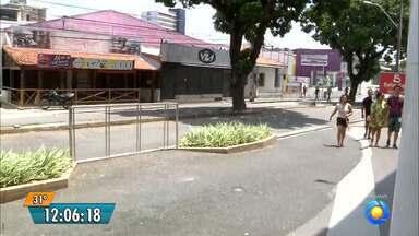 Lojas ficam fechados no Dia do Comerciário em João Pessoa - Shoppings abrem praça de alimentação e área de lazer.