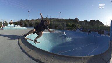 Skate E Arte Em Bilbao
