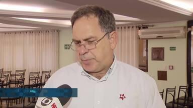 Júlio Miragaya (PT) participou de reunião com Associação de auditores tributários - O candidato disse que, se eleito, vai fortalecer a fiscalização e fazer concurso para contratar 120 auditores.