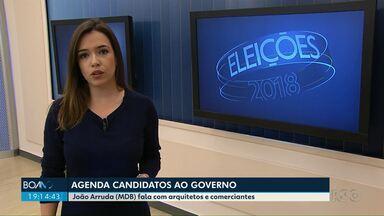 Eleições 2018! - Veja a agenda dos candidatos