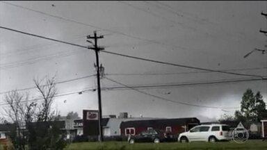 EUA enfrentam tempestade Florence pelo 4° dia - A tempestade agora está sobre o estado da Virgínia Ocidental, e a 32° morte foi confirmada pelas autoridades.