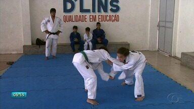 Conheça a história de uma dubla que representará AL no Brasileiro de Judô Sub-13 - Evento acontecerá entre os dias 21 a 23 deste mês, na cidade de Campo Grande, em Mato Grosso do Sul.