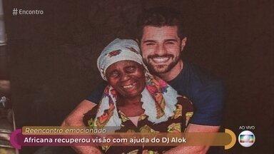 Alok comenta experiência como voluntário na África - DJ revela que decidiu viajar por conta de uma depressão e encontrou conforto ao visitar pessoas muito mais necessitadas e com mais força que ele