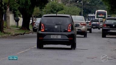 Números negativos do trânsito em MS reforçam a necessidade de mais atenção - Aumentou a quantidade de infrações no trânsito de Mato Grosso do Sul.