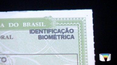 Mais de 10 mil títulos devem ser cancelados por falta de cadastramento biométrico - Procedimento foi obrigatório em seis cidades.
