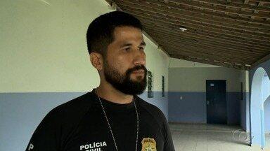 Suspeitos de usar explosivos para pescar na Barra de São Miguel são presos - Operação policial prendeu duas pessoas.