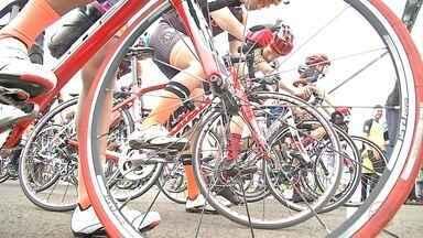 Kawãh David é destaque em prova de ciclismo em Campo Grande - Kawãh David é destaque em prova de ciclismo em Campo Grande
