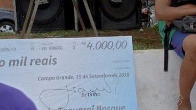 Final do Terrão do Taquaral Bosque tem premiação de R$ 4 mil - Final do Terrão do Taquaral Bosque tem premiação de R$ 4 mil