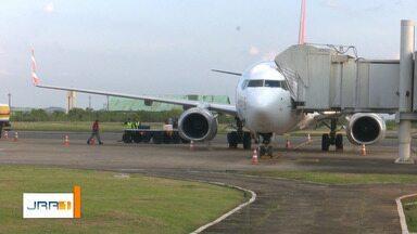 Voos são suspensos no Aeroporto Internacional de Boa Vista e passageiros ficam revoltados - Motivo do cancelamento de alguns voos teria ocorrido devido a uma manutenção na pista.