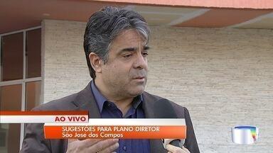 São José faz audiências para elaborar novo plano diretor - População pode participar com sugestões.