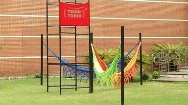 Exposição 'Território 25' é realizada em Ipatinga - Projeto busca integrar espaços e ações.