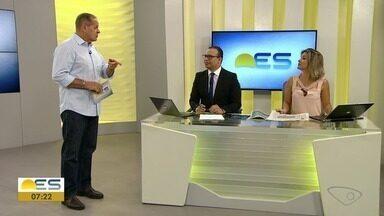 Comentarista do ES mostra os gols da rodada - Boca venceu Cruzeiro por 2x0.