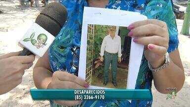 Confira a primeira parte do quadro de 'Desaparecidos' desta quinta-feira (20) - Saiba mais em g1.com.br/ce