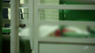 Paciente é assassinato dentro de hospital em Caucaia - Saiba mais em g1.com.br/ce