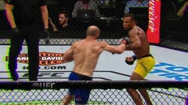 Brasileiros vão em busca da vitória no UFC - Brasileiros vão em busca da vitória no UFC