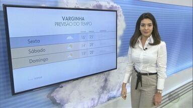 Confira a previsão do tempo para esta sexta-feira (21) no Sul de Minas - Confira a previsão do tempo para esta sexta-feira (21) no Sul de Minas
