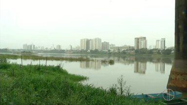 Rio Paraíba do Sul opera com apenas 29% de sua capacidade - Assista a seguir.